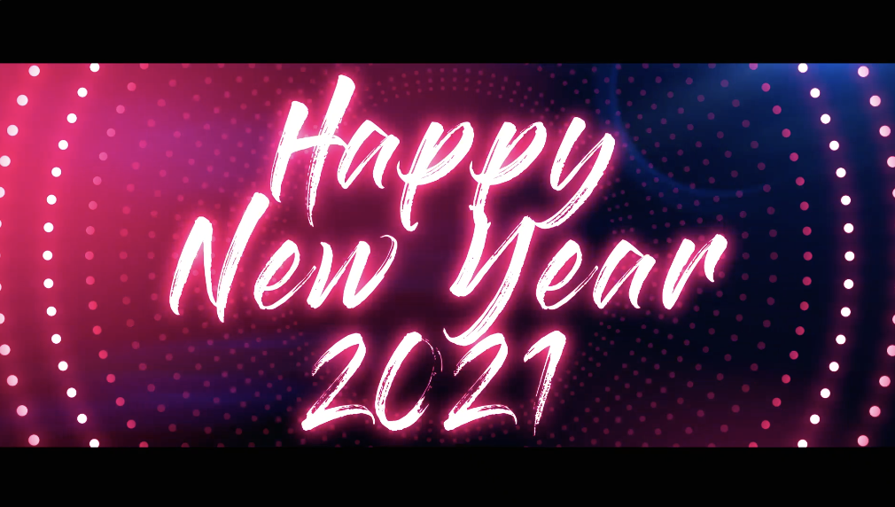 Progimpex Happy New Year 2021